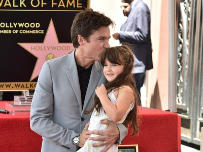 Jason Bateman has two daughters with wife Amanda Anka