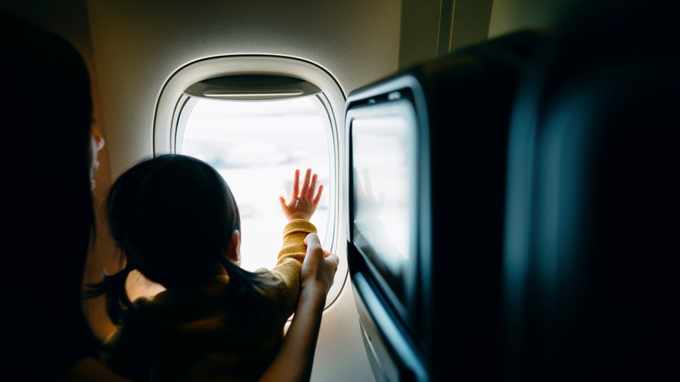 how to fly safely with kids during the coronavirus pandemic