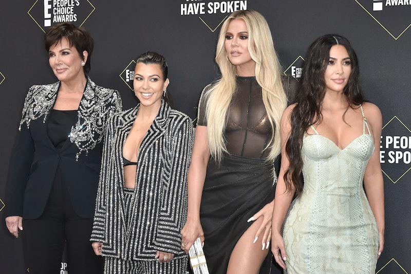 The Kardashian family