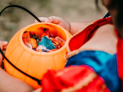 Hershey's is trying to make trick-or-treating easier this year.