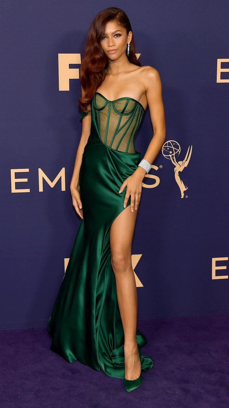 Zendaya at the Emmys