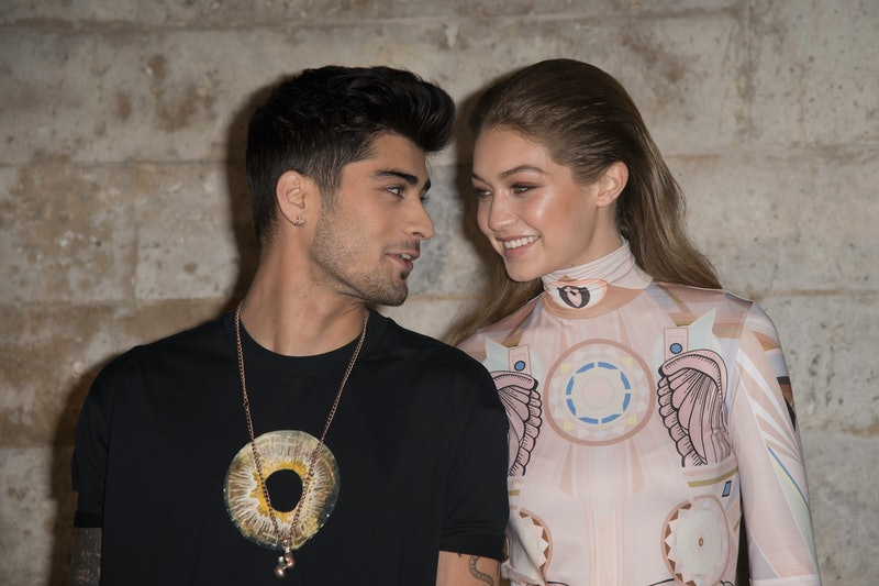 Gigi Hadid Might Have Welcomed Her First Child With Zayn Malik