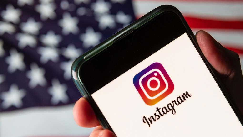 """Here's how to add Instagram's 2020 """"I Voted"""" stickers to your Story to celebrate your vote."""