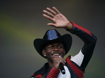 Rapper, Lil' Nas X, wrote a children's book titled 'C Is For Country', due out in 2021.