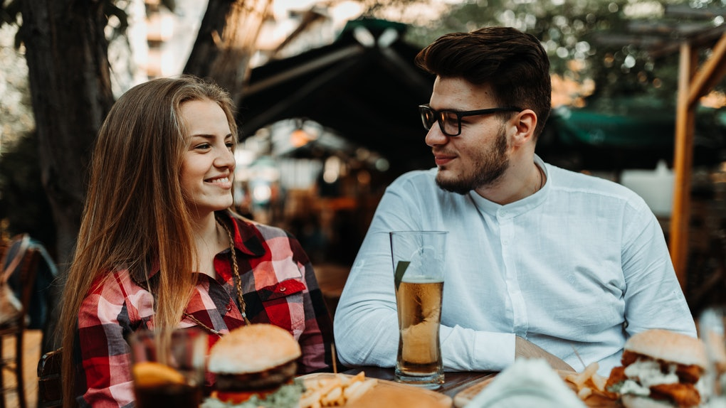 Use these Instagram captions for outdoor dining dates with your partner when you want to rack up the likes.