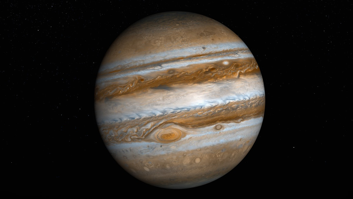 Jupiter retrograde is usually the least stressful backspin of the bunch.