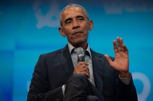 Here's why Barack Obama's new memoir won't be released until after the election.
