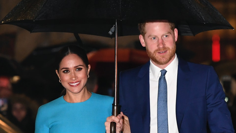 Prince Harry and Meghan Markle are going to appear on TV soon.