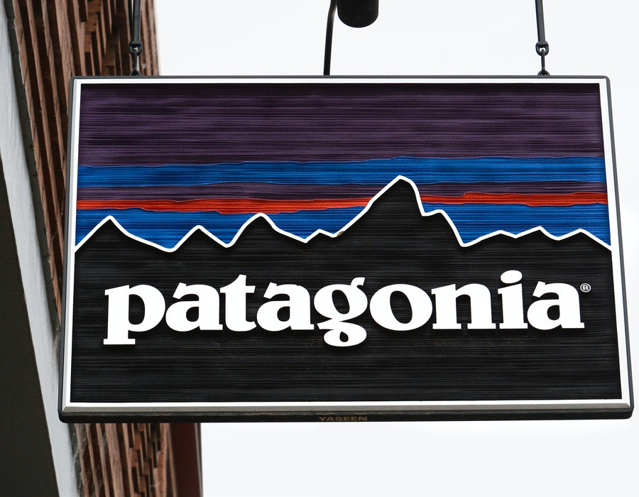 Patagonia Shorts Tag Vote The Assholes Out