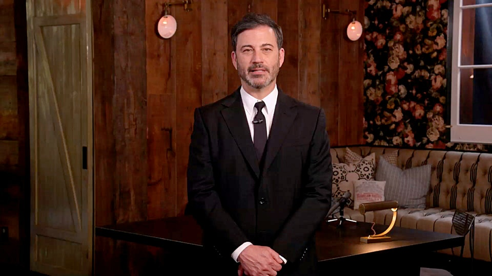 Jimmy Kimmel will host the 2020 Emmy Awards virtually, live — but things won't go seamlessly, according to producers.