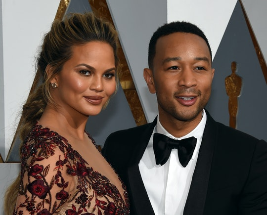 Chrissy Teigen revealed the sex of her third baby.