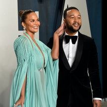 Chrissy Teigen Just Accidentally Shared The Sex Of Her Third Baby