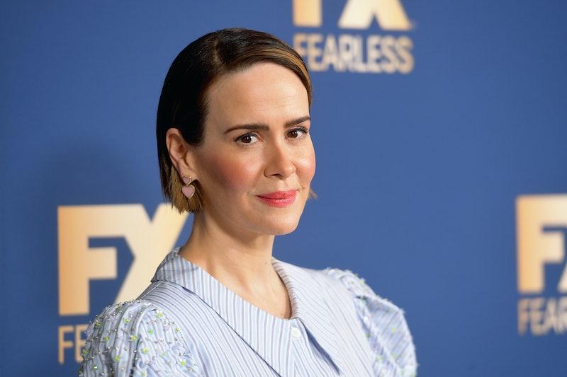 Sarah Paulson Has A Major Update About 'American Crime Story' Season 3