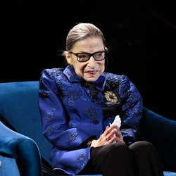 Justice Ruth Bader Ginsburg Has Died At The Age Of 87