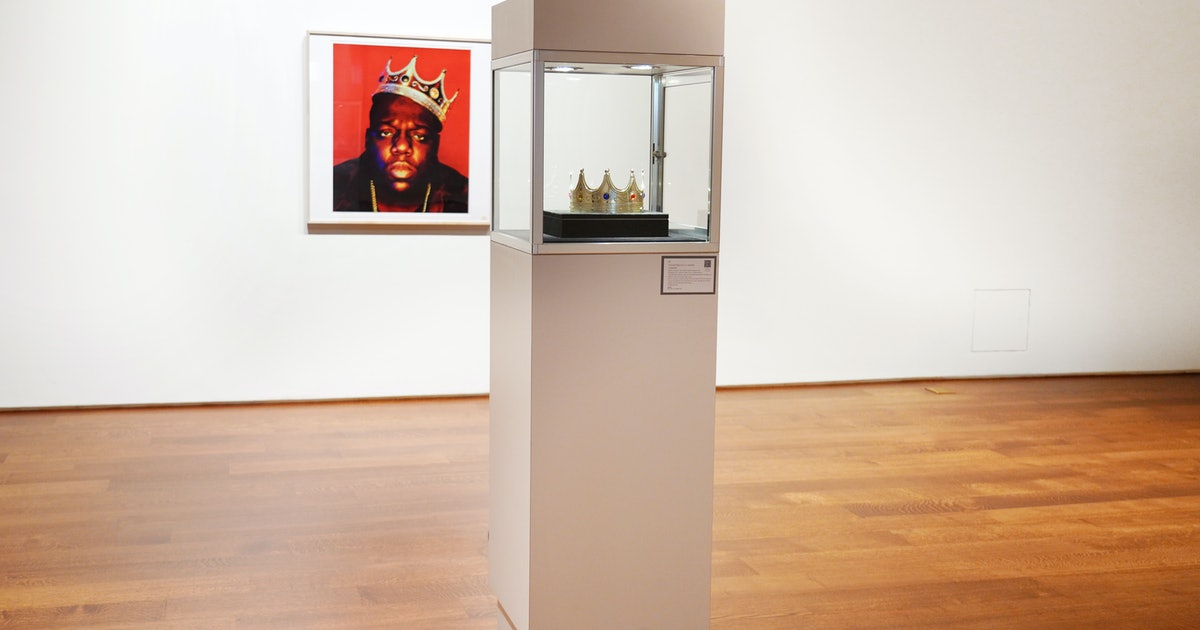 The art world is officially obsessed with hip-hop