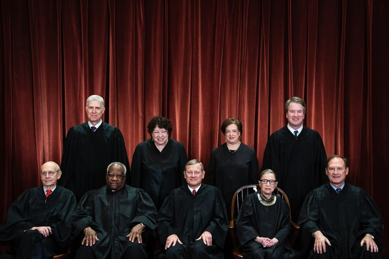 Justices of the Supreme Court of the United States