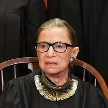 Ruth Bader Ginsburg's Collars Have Meaning