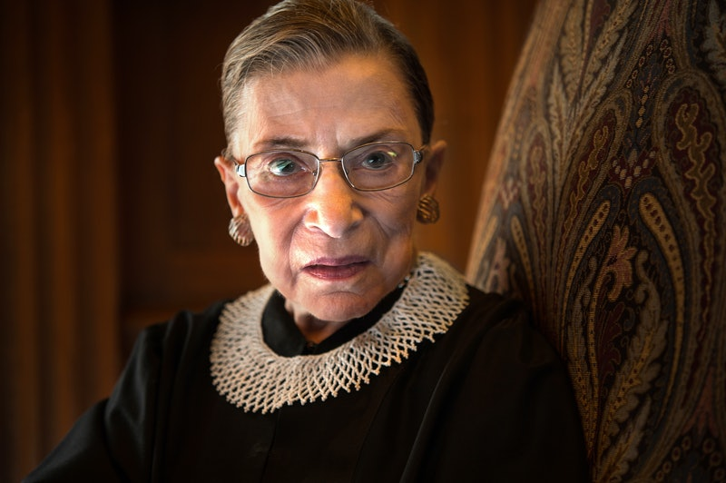 Supreme Court Justic Ruth Bader Ginsburg died on Sept. 18 due to complications related to metastatic pancreatic cancer.