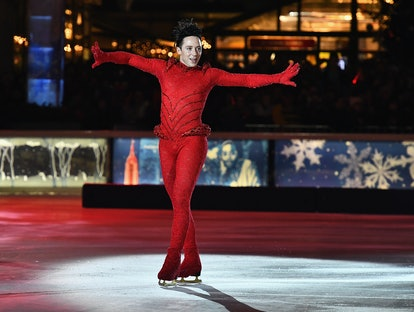 Johnny Weir joins Dancing with the Stars Season 29.