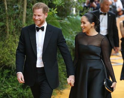 Meghan Markle and Prince Harry Netflix deal