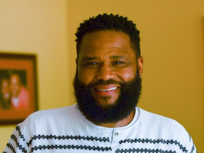 'Blackish' star Anthony Anderson's Black Lives Matter speech was such an important moment during the 2020 Emmy's.
