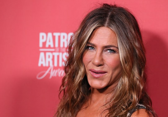 Jennifer Aniston is already the star of the 2020 Emmy Awards.