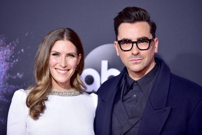 Watch Dan Levy's Sister React To 'Schitt's Creek's Emmy Wins — VIDEO
