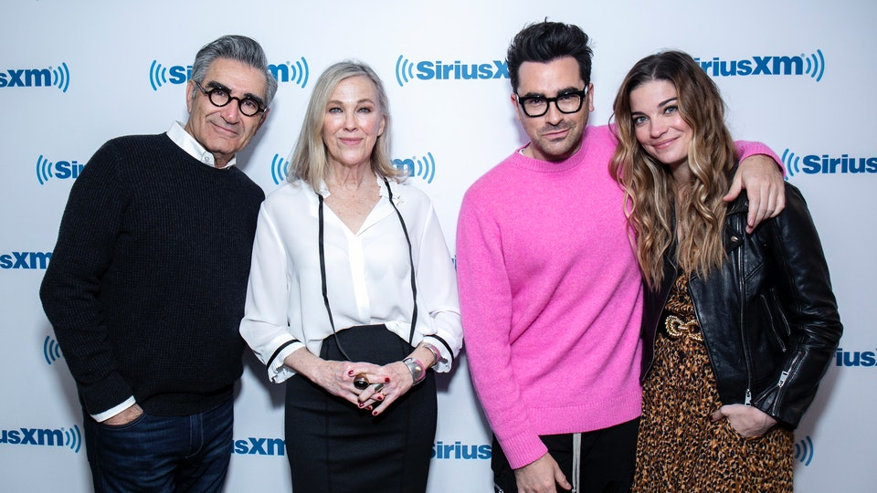Although 'Schitt's Creek' racked up some major awards at the 2020 Emmys, it is unlikely that you will see a 'Schitt's Creek' movie anytime soon.