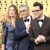 Dan Levy Talks 'Schitt's Creek' Movie After His Emmys Sweep