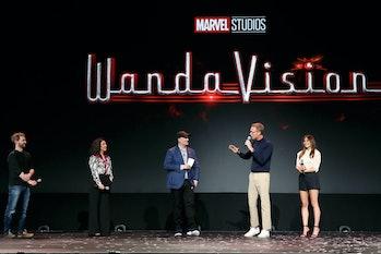 WandaVision Comic Con