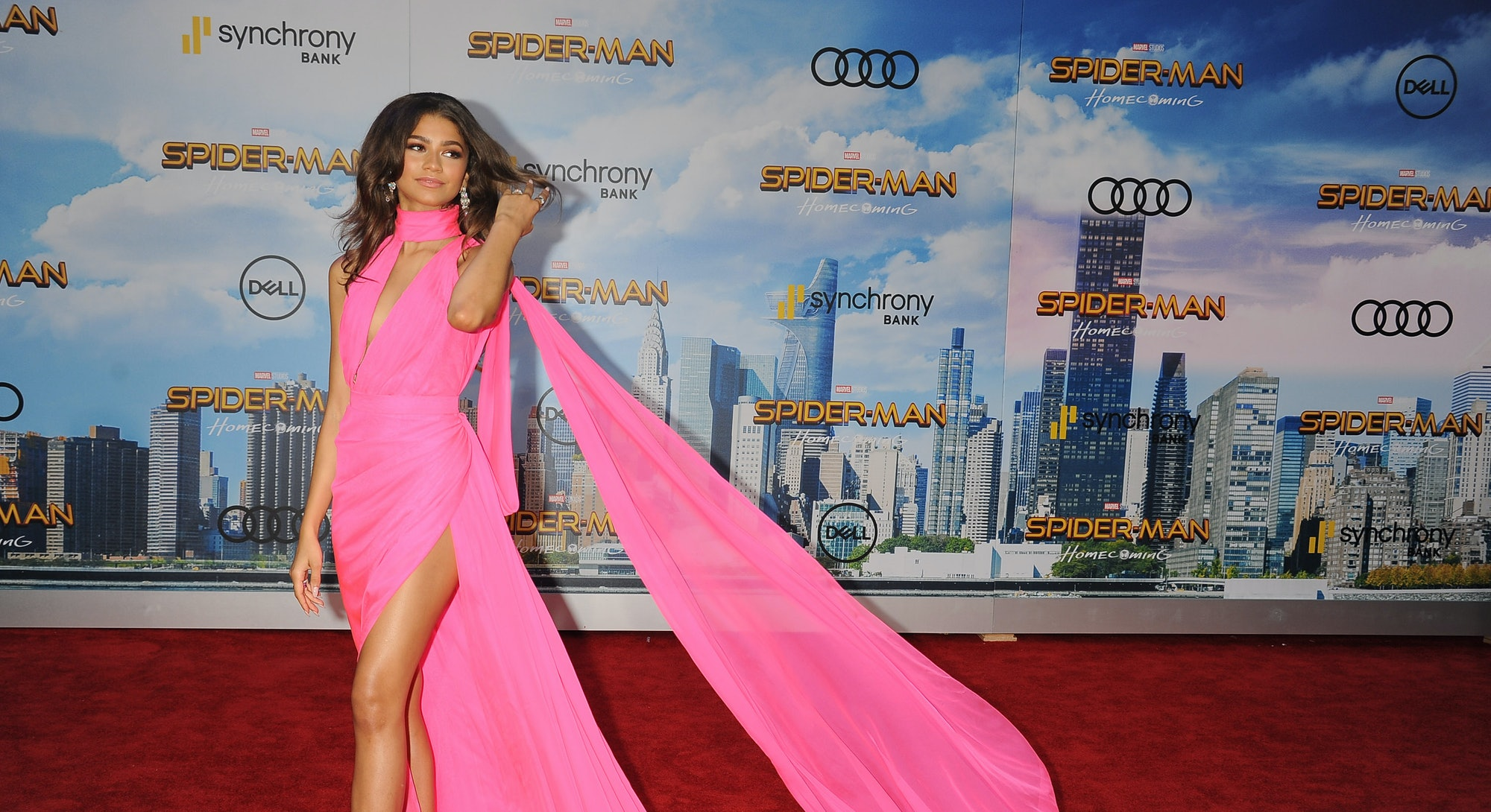 zendaya's best red carpet looks