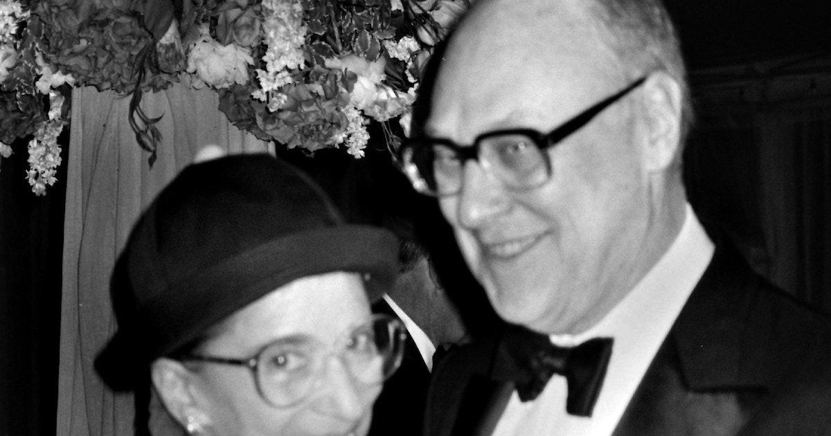 The Progressive Love Story Of The Century: Ruth & Marty