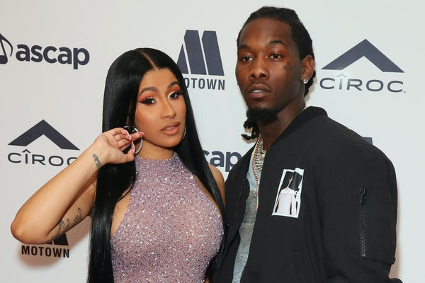 Cardi B's Response To Rumors She's Divorcing Offset For Attention Sets The Record Straight