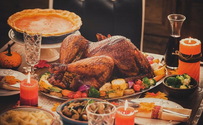 food, thanksgiving, dinner