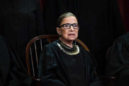 Ruth Bader Ginsburg had a loving relationship with her granddaughter.