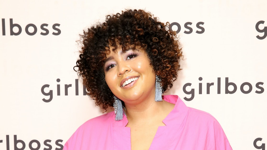 Gabi Gregg attends an event for Girl Boss.