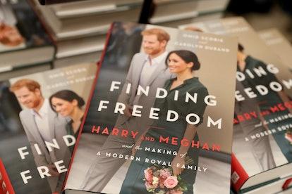 Meghan Markle Finding Freedom