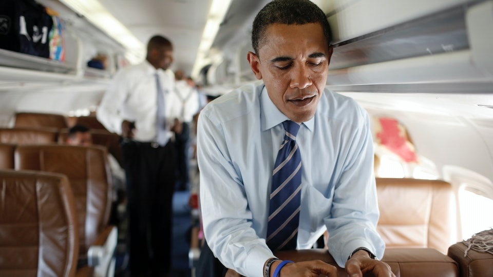 You can text Barack Obama. The former president tweeted out a phone number Wednesday that U.S. residents can use to connect with him via text messaging.