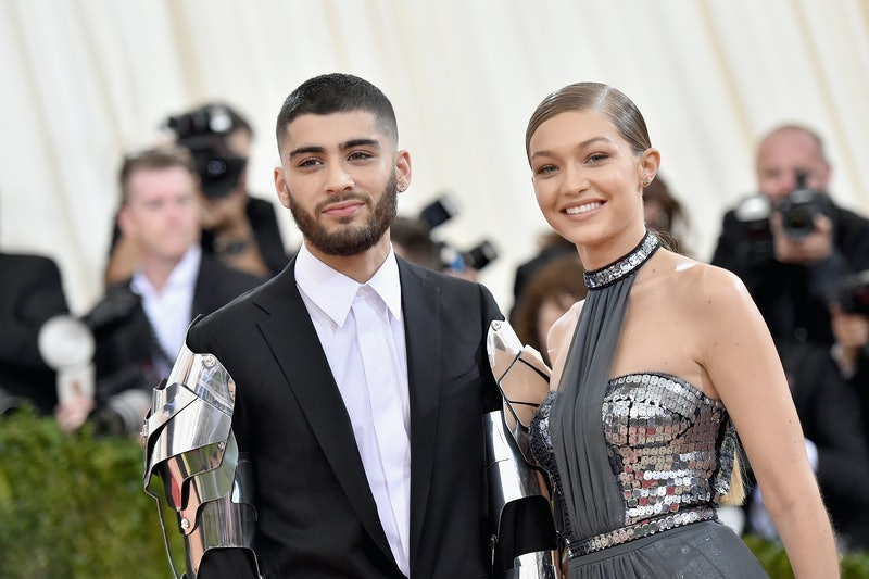 Gigi Hadid & Zayn Malik Announce The Birth Of Their Daughter With A Family Photo