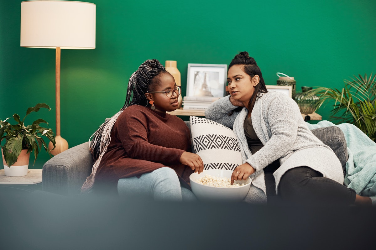 If your roommate is making dating impossible during the pandemic, it's time to have a talk about your concerns.