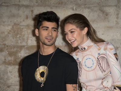 Gigi Hadid revealed on Instagram on Wednesday that she and her boyfriend, Zayn Malik, welcomed their first child together.