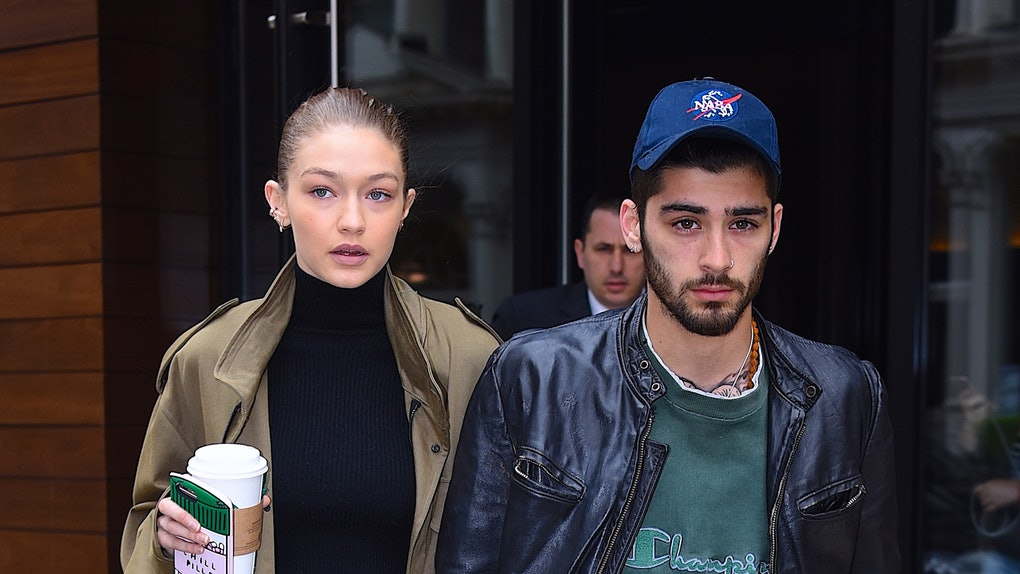 """Is Zayn's """"Better"""" About Gigi Hadid? The Lyrics Point To Yes"""
