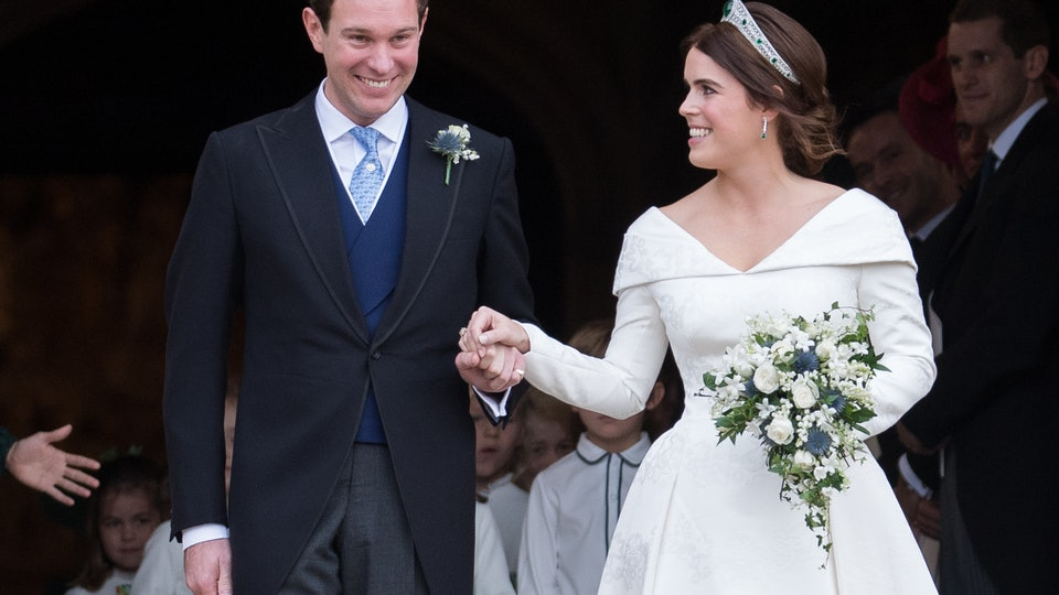 Princess Eugenie is pregnant with her first child.