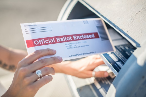 Here's what voting by mail and absentee voting really mean.