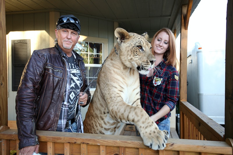 Jeff and Lauren Lowe from 'Tiger King'
