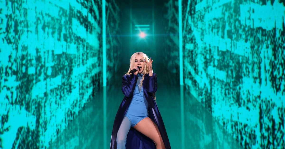 Ava Max and 'Roblox' are a match made in B-list purgatory