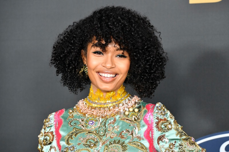 'Grown-ish' star Yara Shahidi will play Tinker Bell in a live-action Peter Pan movie.