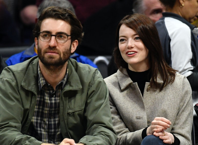 Emma Stone Secretly Tied The Knot With SNL Director Dave McCary