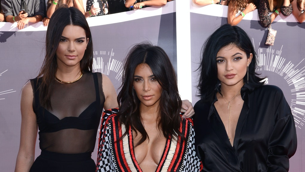 Kim Kardashian's joke about cropping Klie Jenner out on Instagram is a hilarious nod to the Diddy crop.