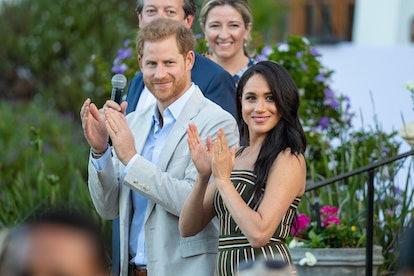 Meghan Markle and Prince Harry Netflix reality